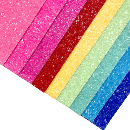 **RESERVED FOR PC** SUGAR CRUSH GLITTER BUNDLE - (Set of 9)