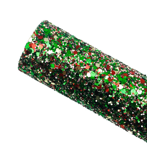 CHRISTMAS CHEER - Chunky Glitter