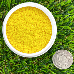 YELLOW - Clay Sprinkles (10g)
