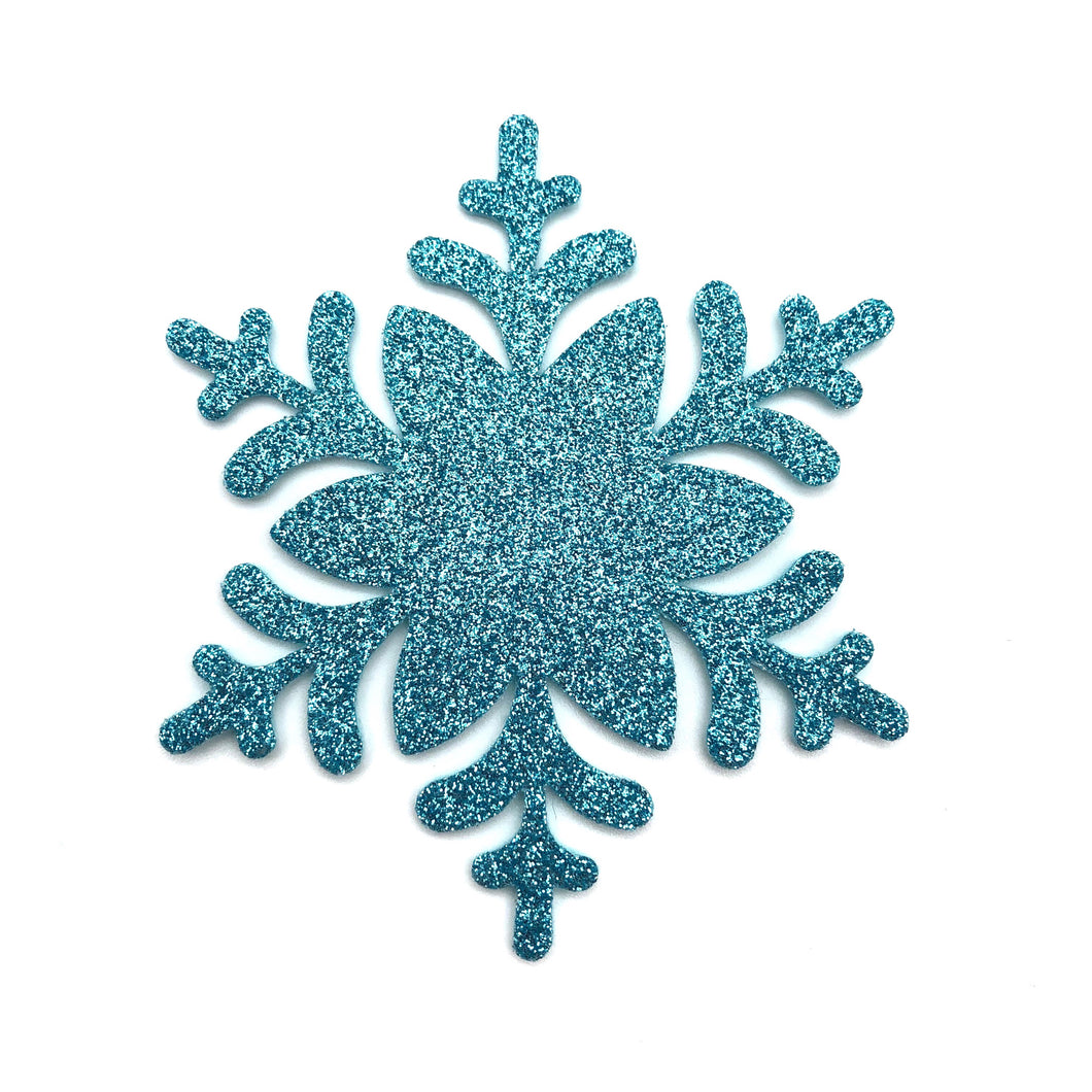 BLUE SNOWFLAKE - Die cuts