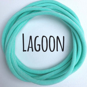 LAGOON - Dainties® by Nylon Headbands