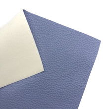 PERIWINKLE - Litchi Leather