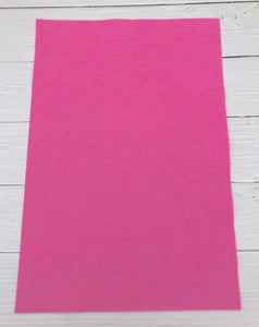 "LIPSTICK - 12""x18"" Wool Blend Felt (Large Sheet)"