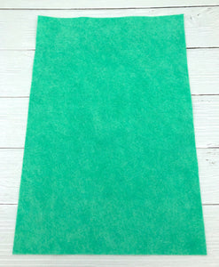 "Seafoam - 12""x18"" Wool Blend Felt (Large Sheet)"