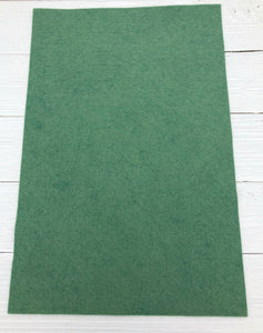 "SPRUCE - 12""x18"" Wool Blend Felt (Large Sheet)"