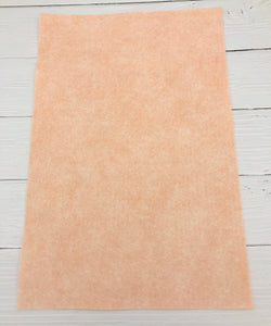 "WHEAT - 8""x12"" Wool Blend Felt"
