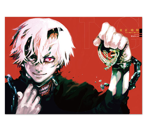 Tokyo Ghoul Poster (JUMP SHOP)