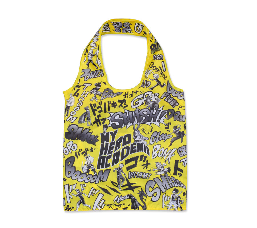 My Hero Academia Eco Bag / Reusable Shopping Bag (JUMP SHOP)