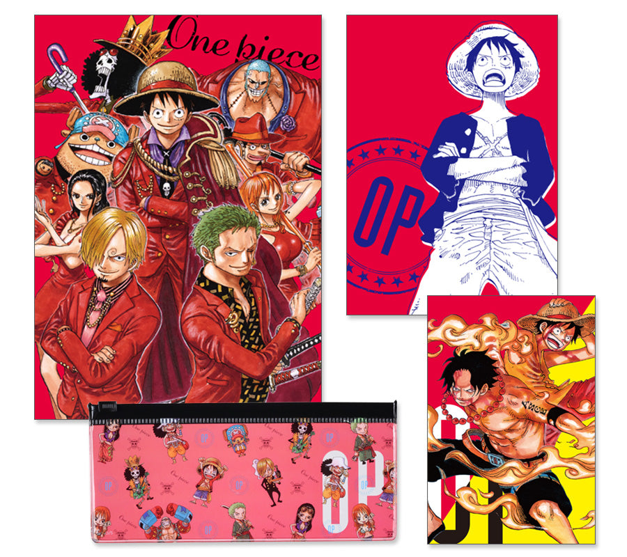 ONE PIECE Stationery (JUMP SHOP)