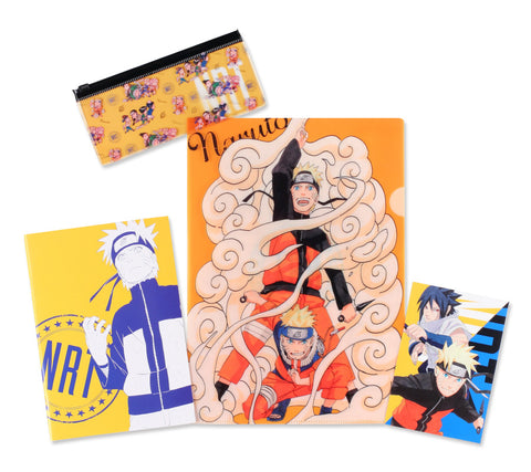 Naruto Stationery (JUMP SHOP)