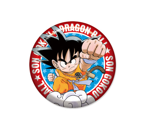 Dragon Ball Badges / tin badges (JUMP SHOP)