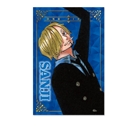 ONE PIECE Cards Sanji (JUMP SHOP)