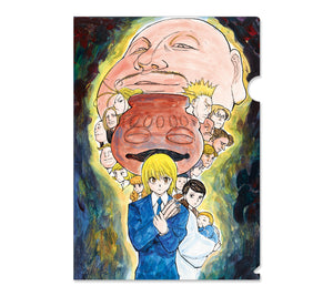 Hunter × Hunter Clear File (JUMP SHOP)