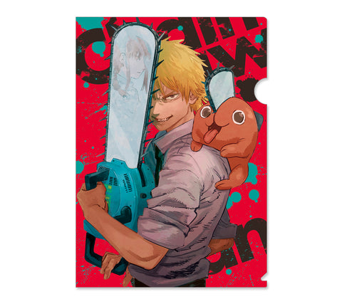 Chainsaw Man Clear file (JUMP SHOP)