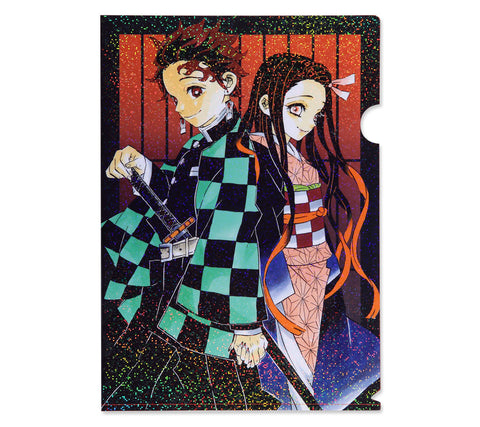 Demon Slayer: Kimetsu no Yaiba Clear file (JUMP SHOP)