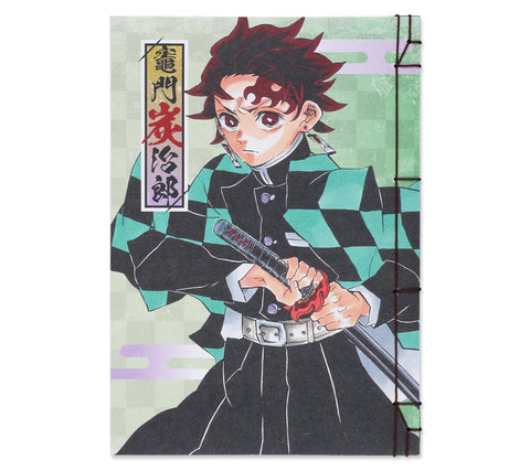 Demon Slayer: Kimetsu no Yaiba Notebook / Sketchbook Tanjiro Kamado (JUMP SHOP)