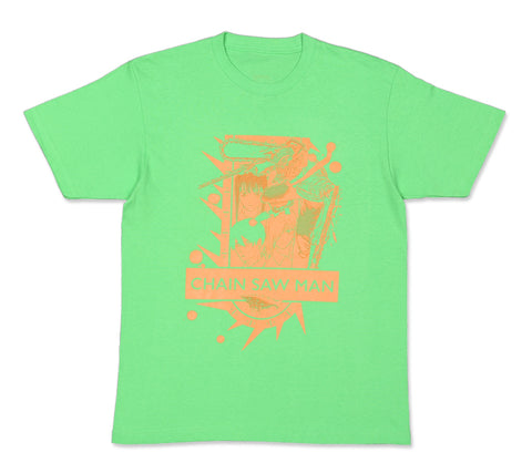 Chainsaw Man T-shirt (JUMP SHOP)