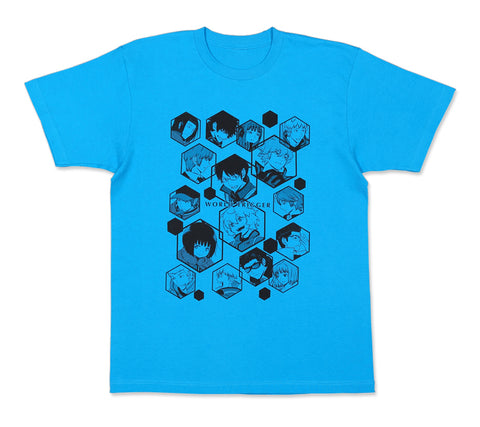 WORLD TRIGGER T-shirt (JUMP SHOP)