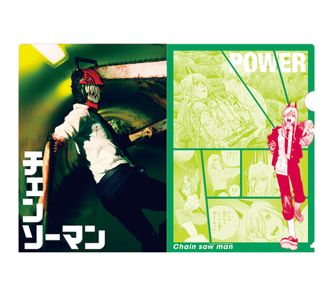 Chainsaw Man Clear file Denji Power (JUMP SHOP)