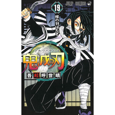 Demon Slayer: Kimetsu no Yaiba 19 - Japanese Edition / Koyoharu Gotoge (Shueisha)