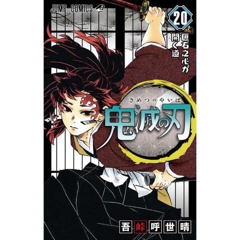 Demon Slayer: Kimetsu no Yaiba 20 - Japanese Edition / Koyoharu Gotoge (Shueisha)