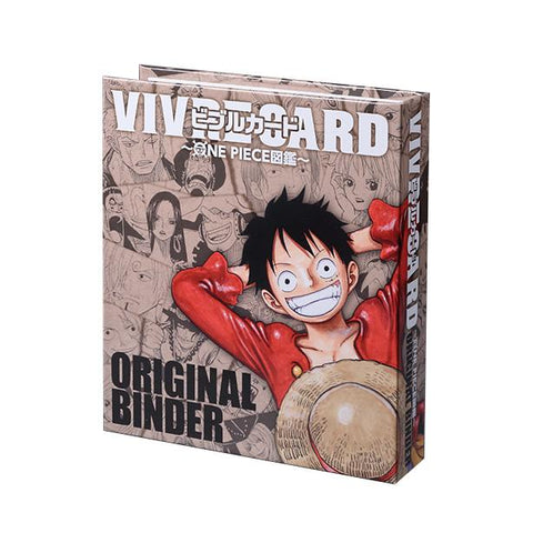 VIVRE CARD ONE PIECE ILLUSTRATION Original Binder