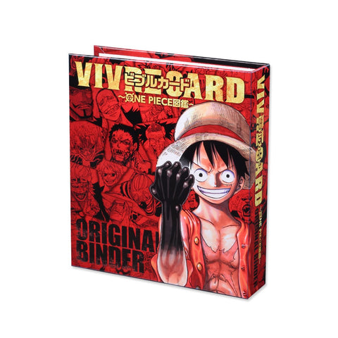 VIVRE CARD ONE PIECE ILLUSTRATION Original Binder vol.2