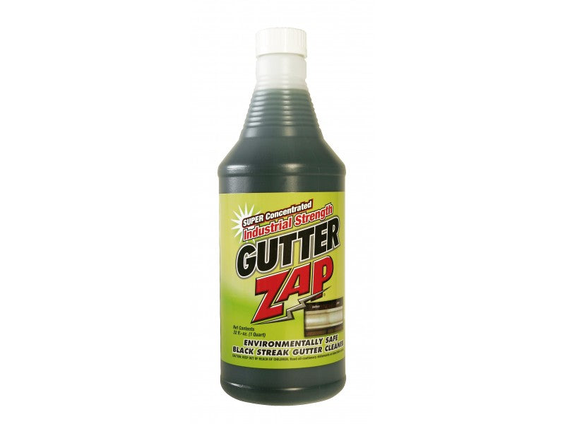 GUTTER ZAP SUPER CONCENTRATED QUART
