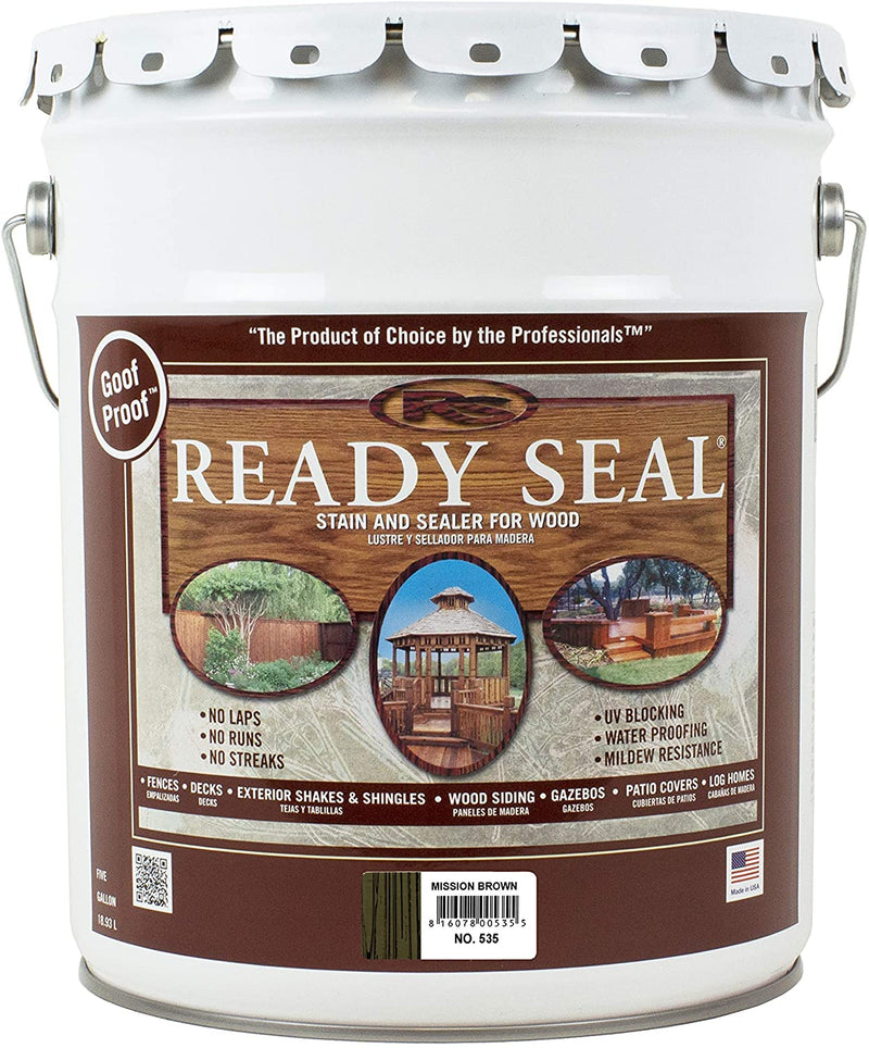Ready Seal - Mission Brown