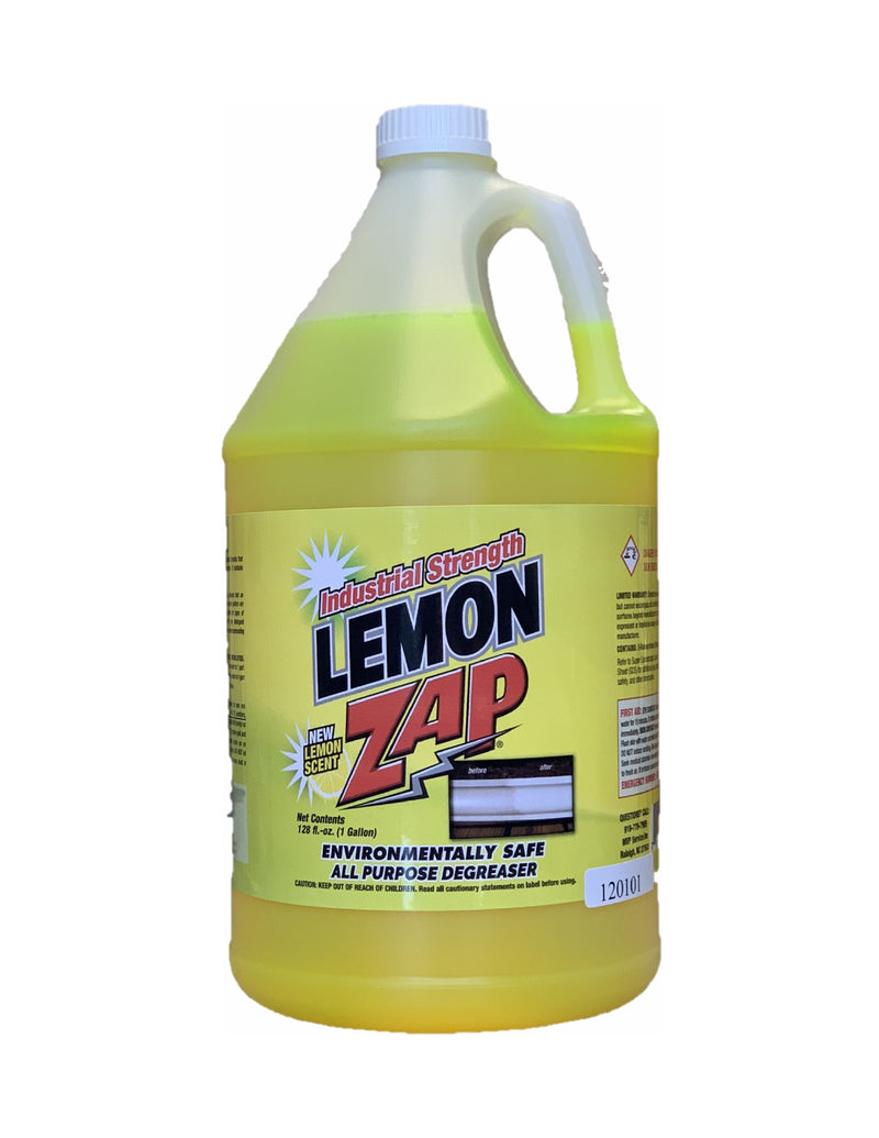 Lemon Zap - 1 Gallon (Industrial Strength)