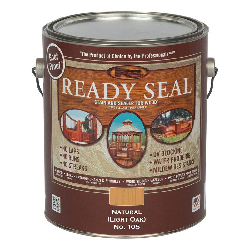 Ready Seal - Light Oak