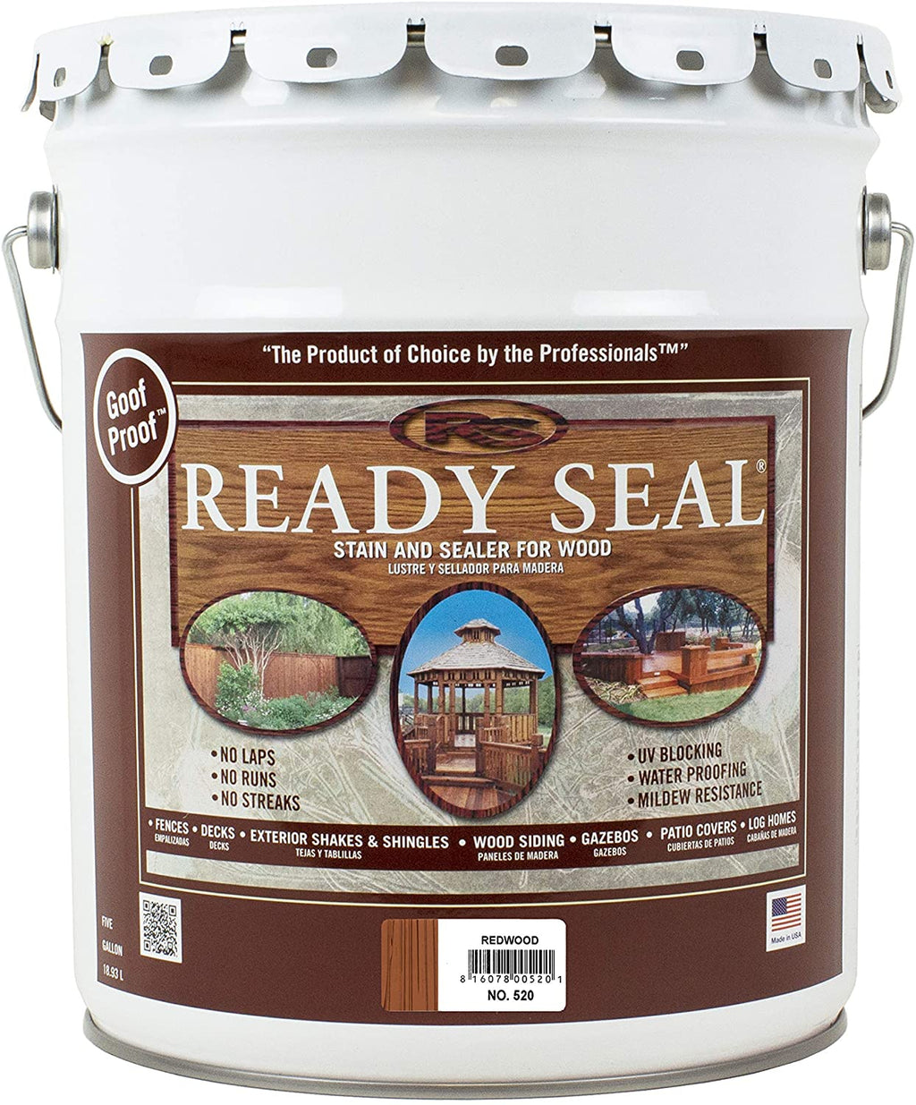 Ready Seal - Redwood