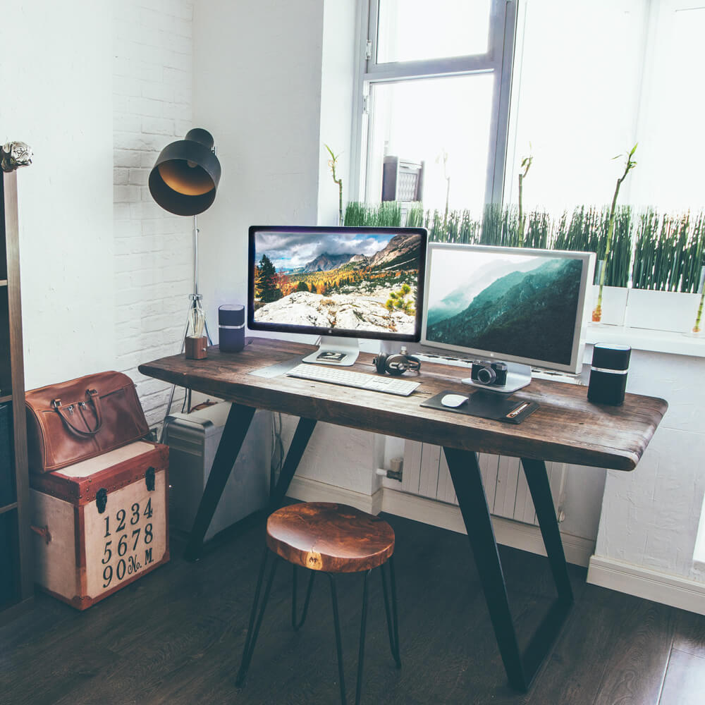 How to Set Up Your Home Office in a Small Space?