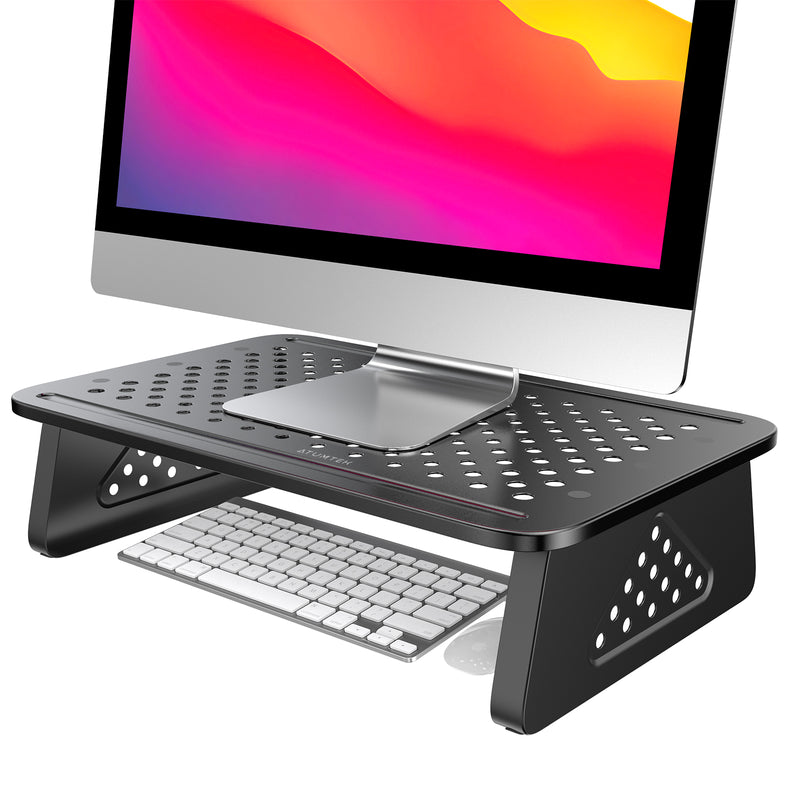 Monitor Stand Riser Extra Large Laptop Stand Black