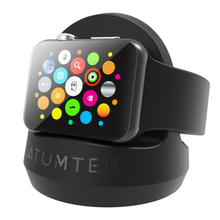 Load image into Gallery viewer, Apple Watch Charger Stand iWatch Charging Dock - ATUMTEK
