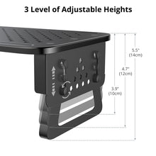 Load image into Gallery viewer, Monitor Stand Riser Adjustable Height Desktop Stand