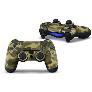 Autocollant Camouflage - Manettes PS4 - Braga