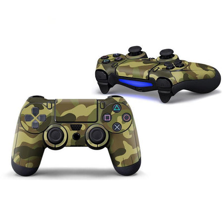 Autocollant Camouflage - Manettes PS4 - Playstation 4