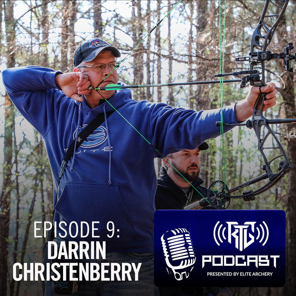 Elite Pro Staff Manager Darrin Christenberry | Episode 9