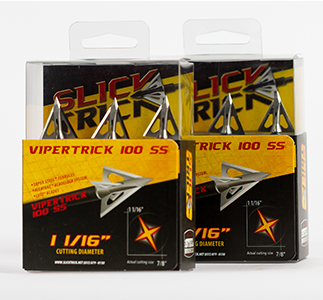 Pro Series ViperTrick (Stainless Steel)