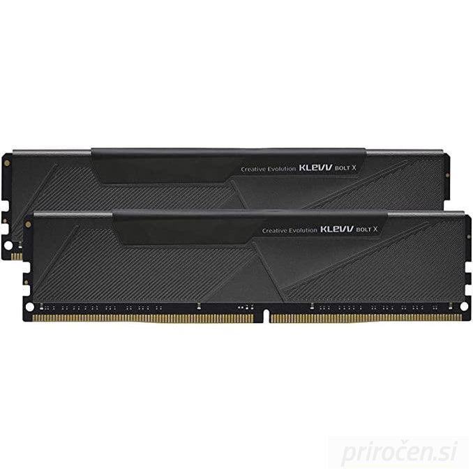 Klevv Bolt X 16GB Kit (2x8GB) DDR4-3600MHz CL18, 1.35V-PRIROCEN.SI