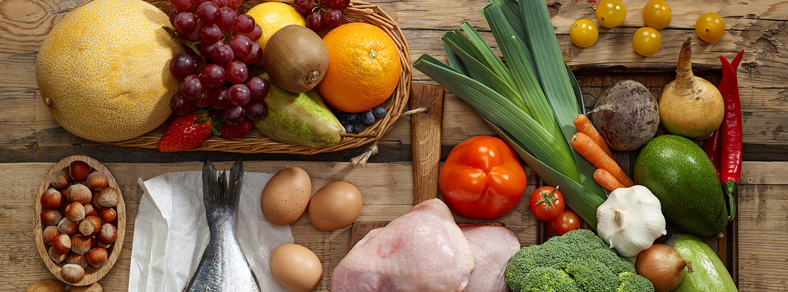 5 Steps to Transition into a Paleo Lifestyle