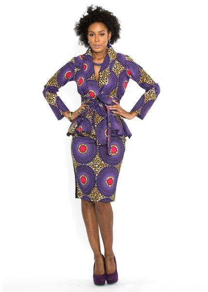 "Ankara/African Print in the US Workplace: Yes, it's ""Professional"" (Women's edition)"