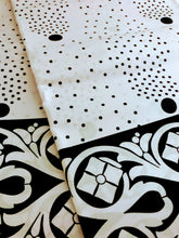 Black & White Ankara