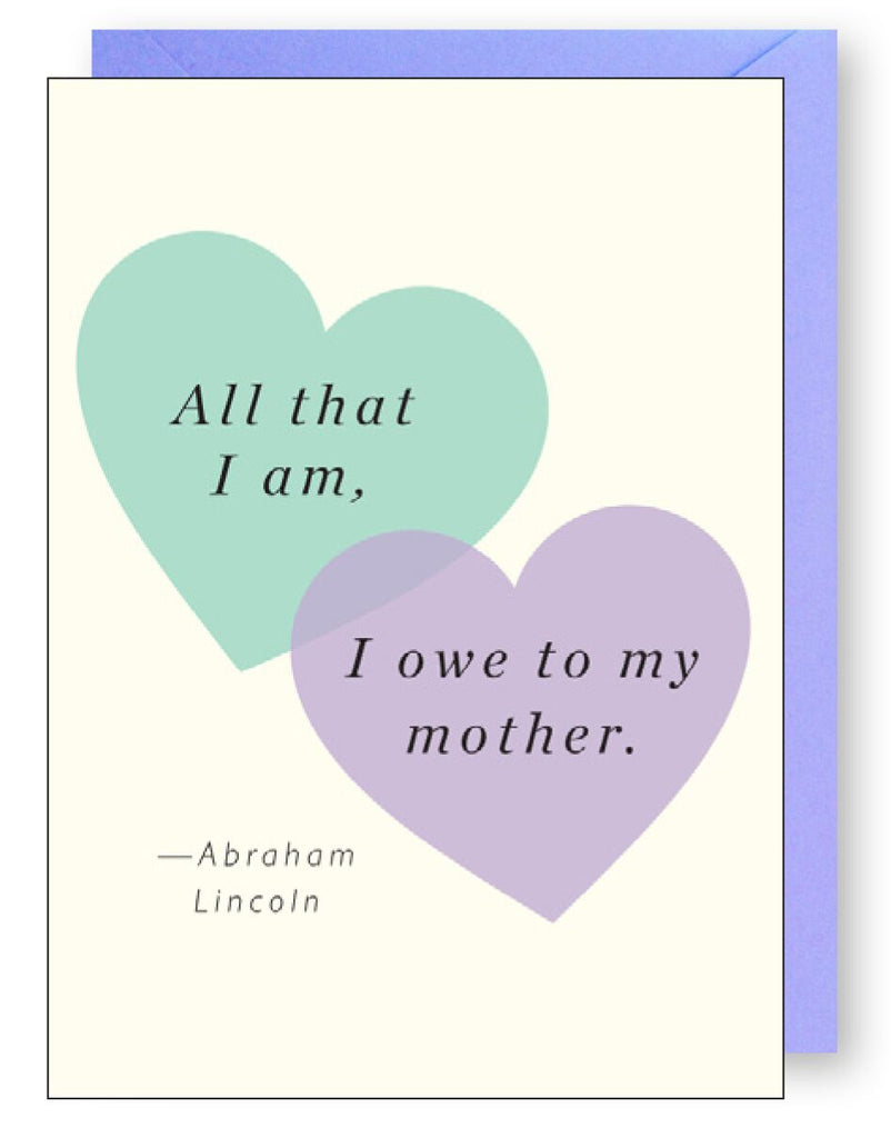 Mother's Day Lincoln