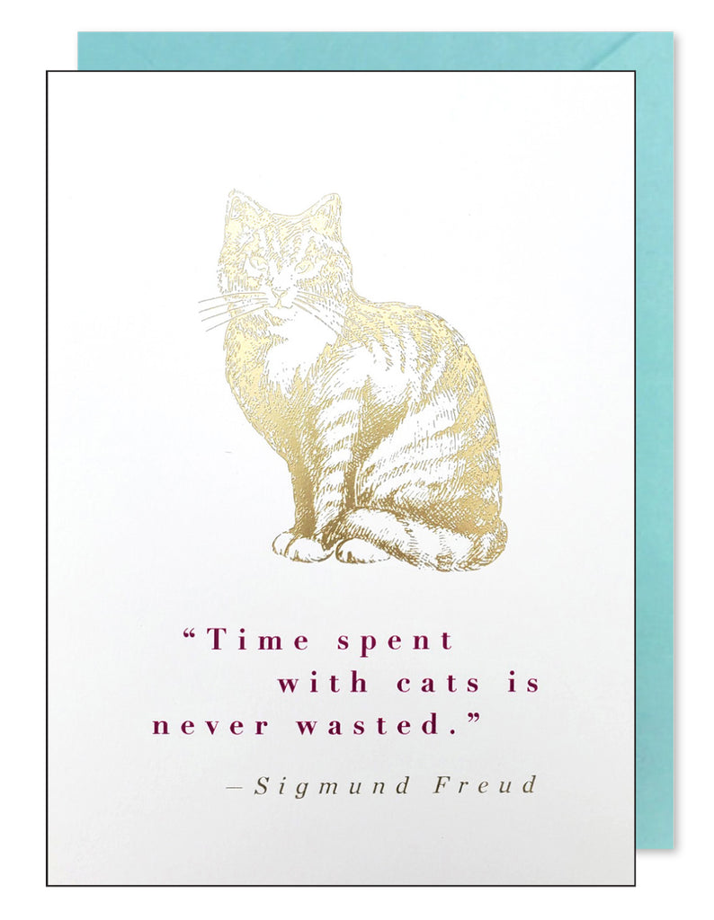 Animal Quote Cat