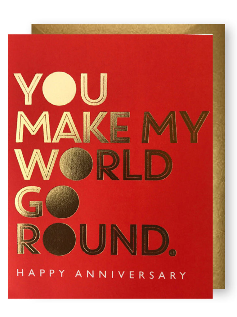 World Go Round Anniversary