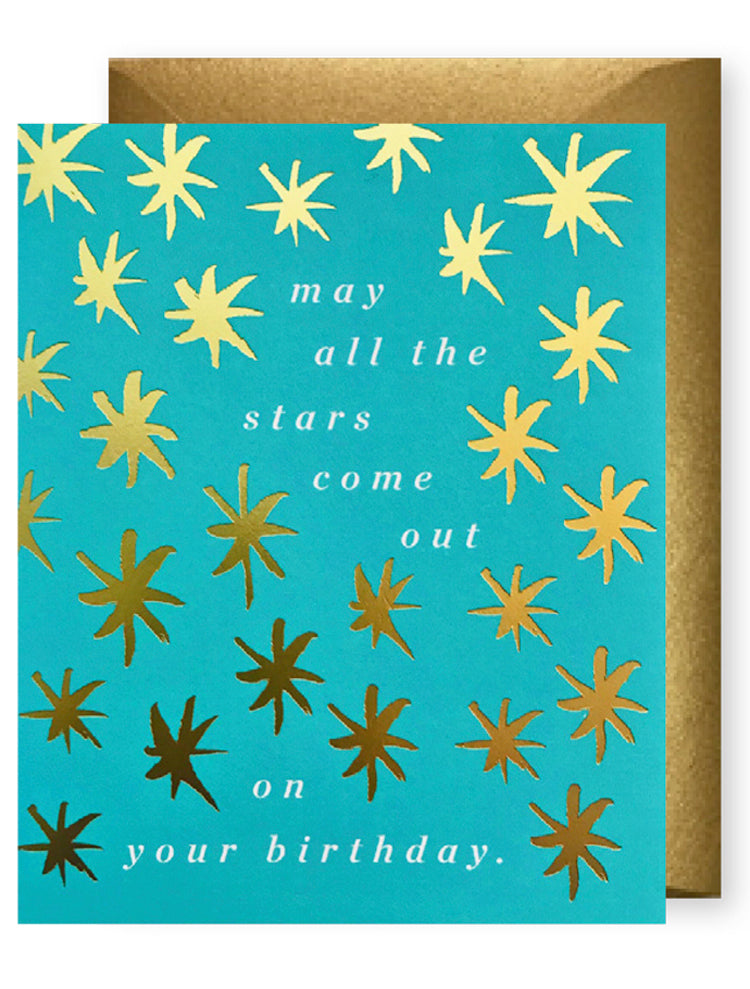 Stars Come Out Birthday