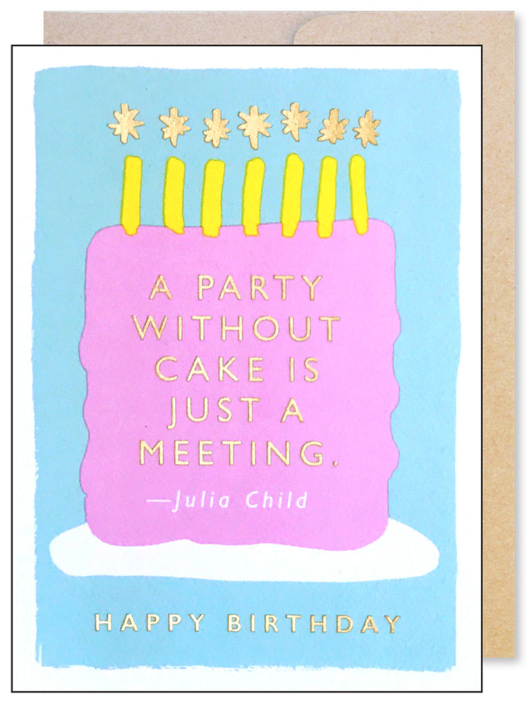 Cake Quote Birthday