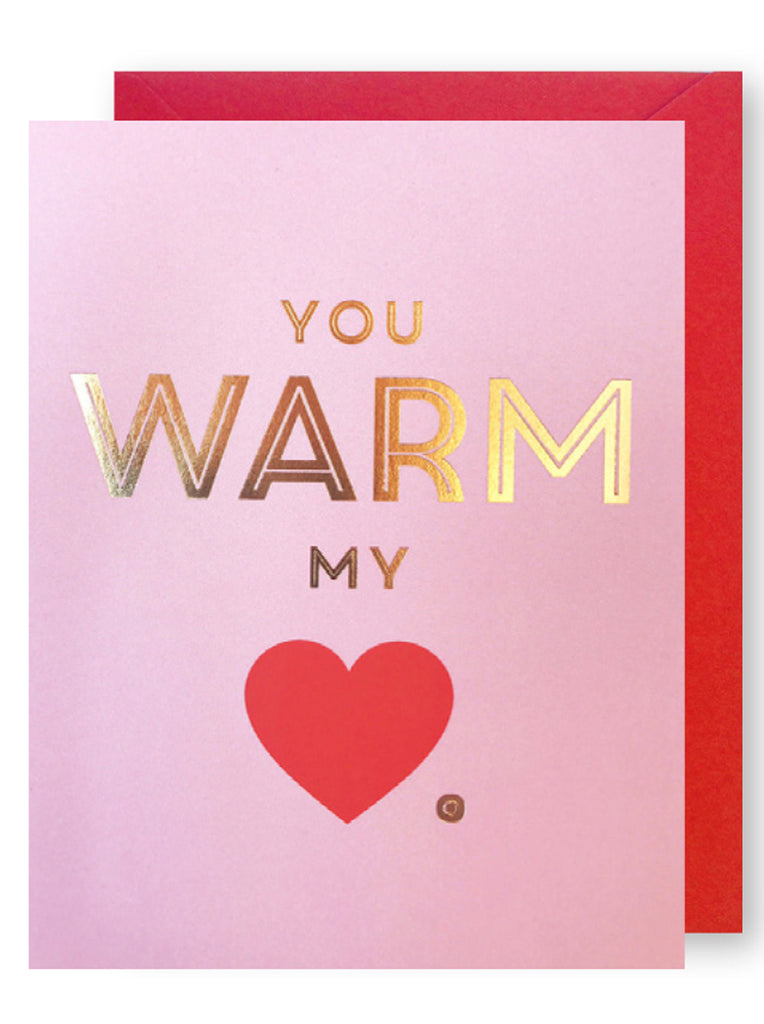 Warm My Heart